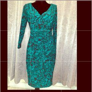 Green & Black Ralph Lauren Dress